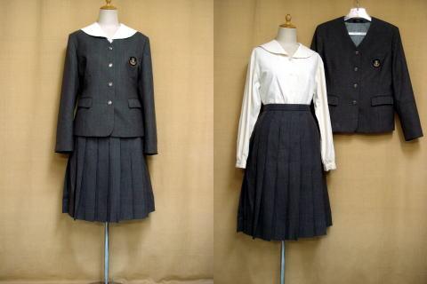 神戸第一高等学校制服画像