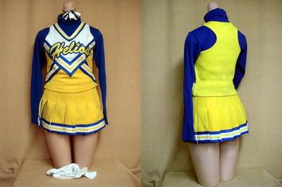 関西大学第一高等学校チアリーディング部の制服