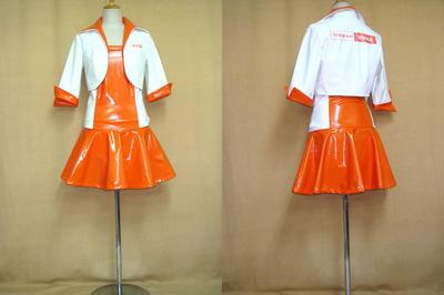 Toppa!Wimaxキャンペーンガール制服
