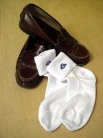 西遠学園高等学校の通学靴・ソックス
