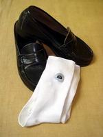 樟蔭高等学校の通学靴・ソックス