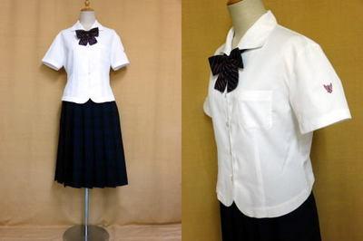 佐賀商業高等学校の制服