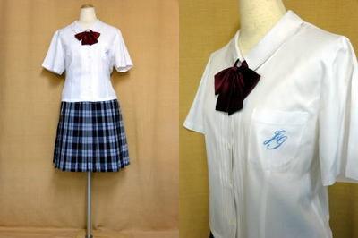 鹿児島城西高等学校の制服