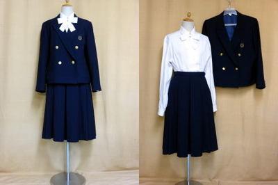 須磨ノ浦女子高等学校の制服