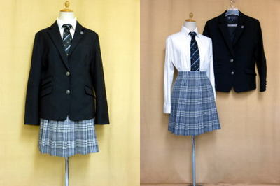 日生学園第一高等学校の制服