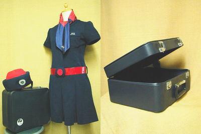 JAL5代目キャビンアテンダント制服