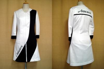 ドコモキャンペーンガールの制服