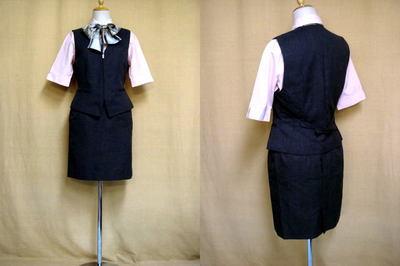 ドコモショップの制服