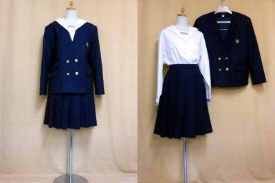 奈良女子高等学校の制服