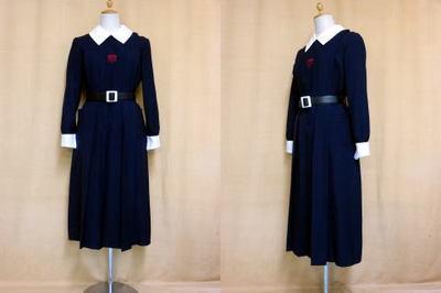 神戸松蔭高等学校の制服