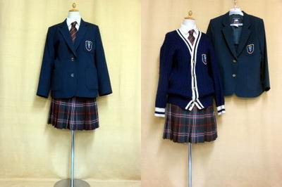 中京高等学校の制服