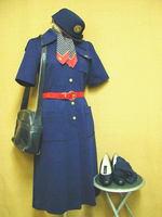 JALキャビンアテンダントの制服